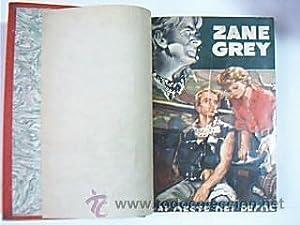 Al oeste del Pecos. Grey, Zane. Editorial Bruguera 1ª Edición agosto de 1950.: Grey, ...