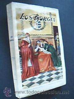 LOS BORGIA. DUMAS, ALEJANDRO. Traducción de A. Bonet Marqués. Biblioteca de Grandes ...