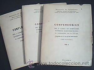 CONFERENCIAS DEL I CURSO DE ENSEÑANZA SUPERIOR HORTOFRUTÍCOLA en colaboración ...
