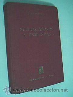 SUELOS, ABONOS Y ENMIENDAS. AGUIRRE ANDRÉS, Jesús. Edit Dossat, Madrid, 1963. No ...
