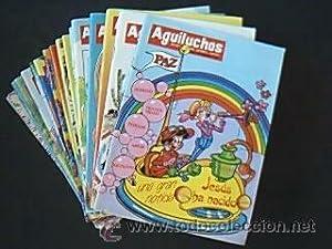 AGUILUCHOS. Revista Misional Infantil Juvenil. Colección de 38 ejemplares con los siguientes ...