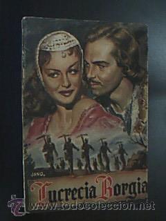 Lucrecia Borgia. Fernández y González, Manuel. 1951. 253 pp. Editorial Tesoro. ...