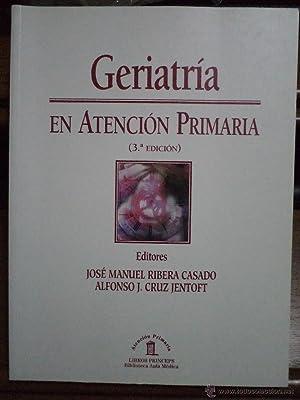 Geriatría en atención primaria 3ª Ed. Ribera Casado. ISBN 9788478854585. ...