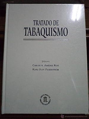 Tratado de Tabaquismo. Jiménez Ruiz. ISBN 847885356. Absolutamente nuevo a estrenar.: ...
