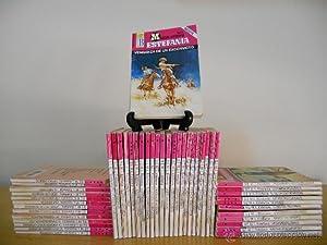Lote de 52 novelas colección HEROES DEL: LAFUENTE ESTEFANIA, Marcial
