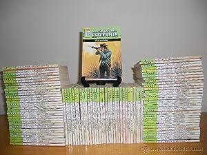 Lote de 98 novelas colección HEROES DE LA PRADERA. Ediciones B. Autor: LAFUENTE ESTEFANIA, Marcial:...