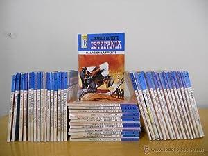 Lote de 46 novelas colección BUFALO . Ediciones B. Autor: LAFUENTE ESTEFANIA, Marcial. ...