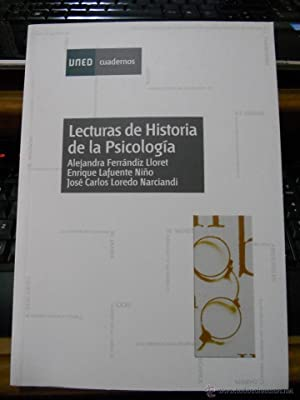 LECTURAS DE HISTORIA DE LA PSICOLOGÍA. Alejandra: Alejandra Ferrándiz Lloret,