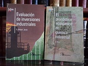Lote 2 títulos:1) EVALUACIÓN DE INVERSIONES INDUSTRIALES. RICHART JORDA, E. Col. ...