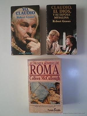 Lote: Yo, Claudio / Claudio, el dios,: Detallado en descripción.