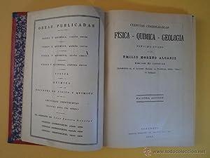 CIENCIAS COSMOLÓGICAS. FÍSICA-QUÍMICA-GEOLOGÍA. Séptimo Curso. ...