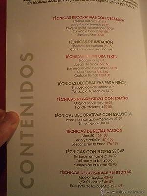 ENCICLOPEDIA DE LAS MANUALIDEAS. Volumen 3. Cuarenta y tres proyectos originales de manualidades ...