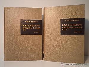 TRATADO DE LAS ENFERMEDADES INFECCIOSAS EN LA INFANCIA, Tomos I-II: Obra completa. SALA GINABREDA, ...