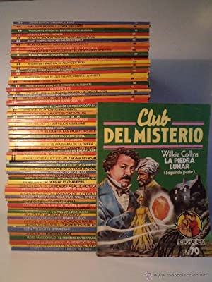 COLECCIÓN CLUB DEL MISTERIO.Editorial Bruguera. Comprende los siguientes121 NUMEROS:...