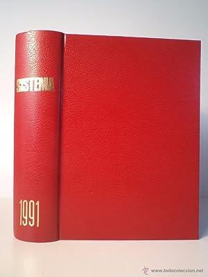 SISTEMA. REVISTA DE CIENCIAS SOCIALES. 1991. Comprende de los números 100 AL 104-105. VV.AA....