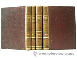 VIDA DE NUESTRO SEÑOR JESUCRISTO. Volúmenes I, II, III y IV: Obra completa. L.- CL. ...