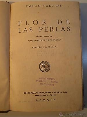 FLOR DE LAS PERLAS. Segunda parte de: Detallado en descripción.