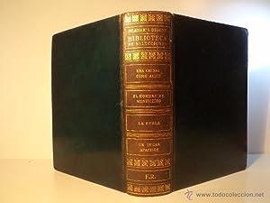 BIBLIOTECA DE SELECCIONES. Las Obras Contemporáneas de: Detallado en descripción.