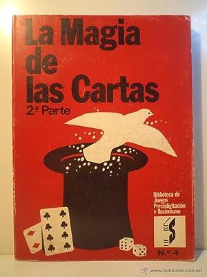 LA MAGIA DE LAS CARTAS 2ª PARTE.: Detallado en descripción.
