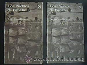 Los Pueblos de España. Volúmenes I y: Detallado en descripción.