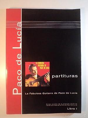 LA FABULOSA GUITARRA DE PACO DE LUCÍA.: Detallado en descripción.