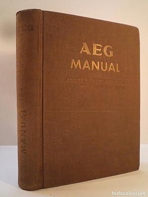 AEG MANUAL PARA INSTALACIONES ELÉCTRICAS DE ALUMBRADO: Detallado en descripción.