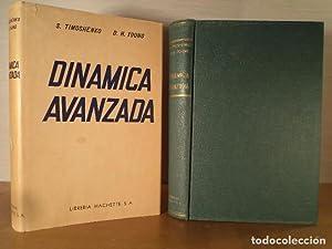 DINÁMICA AVANZADA. TIMOSHENKO, S. y YOUNG, D.H.: Detallada en la