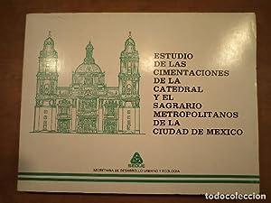 ESTUDIO DE LAS CIMENTACIONES DE LA CATEDRAL: Detallada en la