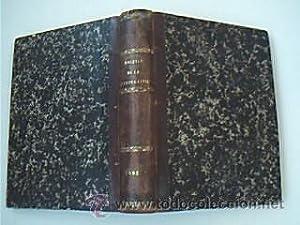 BOLETÍN OFICIAL DE LA GUARDIA CIVIL. Año XXV. Comprende del 1 enero 1882 al 24 ...