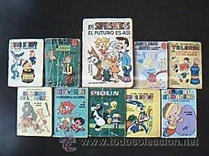 Colección Mini Infancia: Warner Bros-Walt Disney Productions-José Escobar-Hanna ...