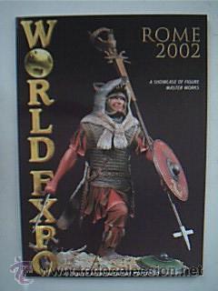 WORLD EXPO ROME 2002. A showcase of figure master Works. A figure International Portfolio.