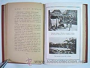 El hombre-mono y sus mujeres.Mahai Tican Rumano. Narración de un viaje a través selva...