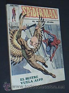 SPIDERMAN. El hombre araña. Vol. 58: El buitre vuela alto. Ediciones Vértice