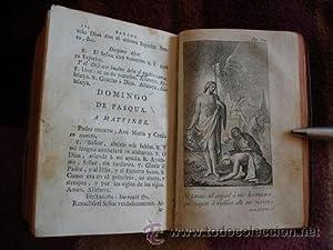 Oficio de la Semana Santa. Traducido al castellano, é ilustrado con nuevas y copiosas notas....