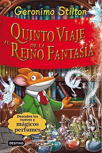 LIBRO QUINTO VIAJE AL REINO DE LA FANTASIA ISBN
