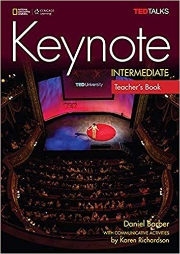 Keynote intermediate teachers book