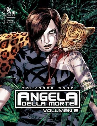 Angela Della Morte 02 - Salvador Sanz - Salvador Sanz