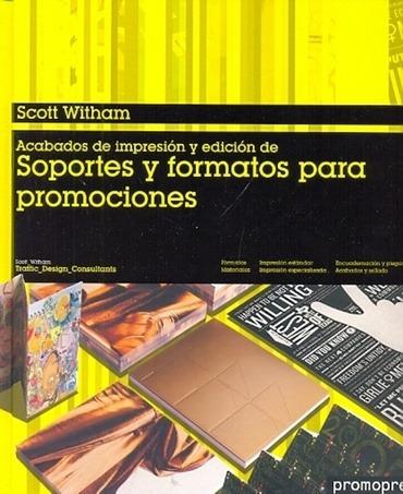Soportes Y Formatos Para Promociones - Scott Witham - SCOTT WITHAM