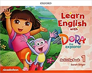 Learn English With Dora The Explorer 1: Dilger, Sarah
