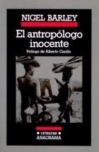 Antropologo Inocente, El: BARLEY, NIGEL