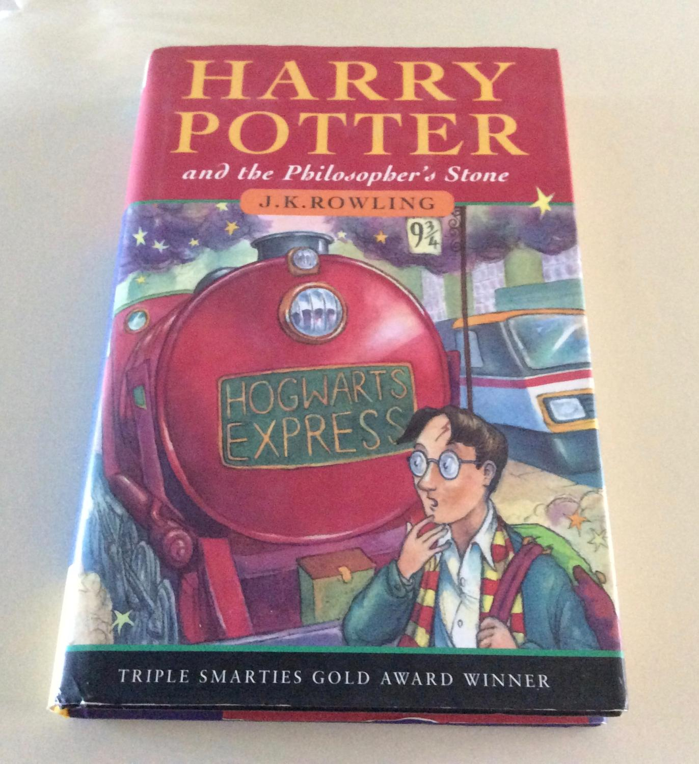 Harry Potter And The Philosopher 39 S Stone By J K Rowling