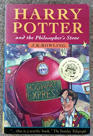 Rowling Harry Potter Philosophers Stone First Edition