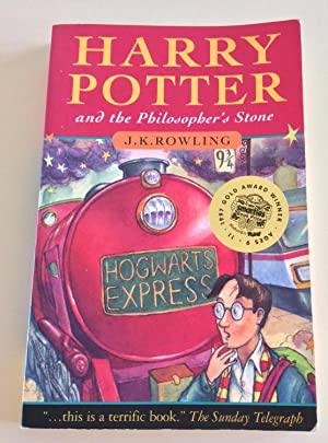 Harry potter and the philosophers stone book pages
