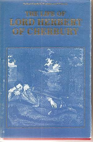 The Life of Lord Herbert of Cherbury.: Cherbury, Edward.