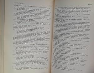 ANNOTATED INDEX TO THE CANTOS OF EZRA POUND - CANTOS I-LXXXIV: EDWARDS, JOHN HAMILTON & WILLIAM...
