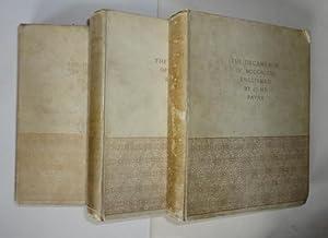 THE DECAMERON OF BOCCACCIO ENGLISHED BY JOHN PAYNE - 3 Volumes set: Boccaccio [Payne, John ...