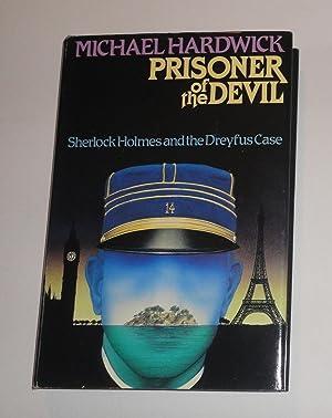 PRISONER OF THE DEVIL - [signed]: Hardwick, Michael