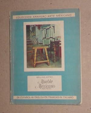 MUEBLE MEXICANO - VOL. 4 (DEL INSTITUTO: CARRILLO, A. Y