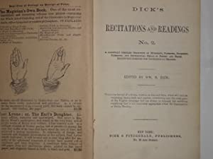 Dick's Recitations and Readings No. 2: Dick, WM. B.