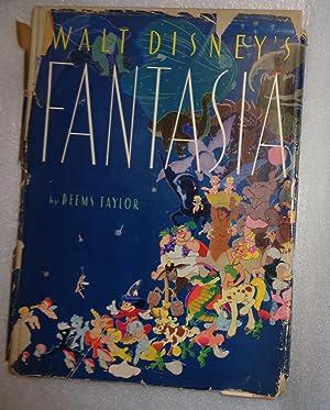 Walt Disney's Fantasia: Deems Taylor